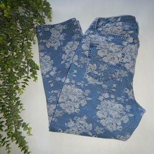 Coldwater Creek Petite Natural Fit Crop Jeans
